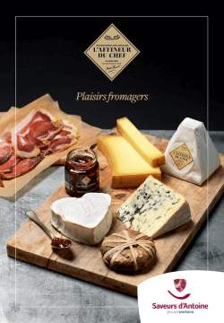 Catalogue - Plaisirs Fromagers - 2019