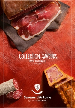 Catalogue - Collection Saveurs - Gamme Traditionnelle