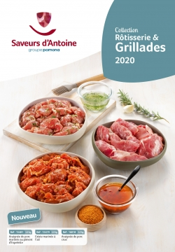 Catalogue - Collection Rôtisserie & Grillades - 2020