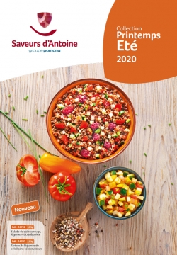 Catalogue - Collection Printemps / Eté - 2020
