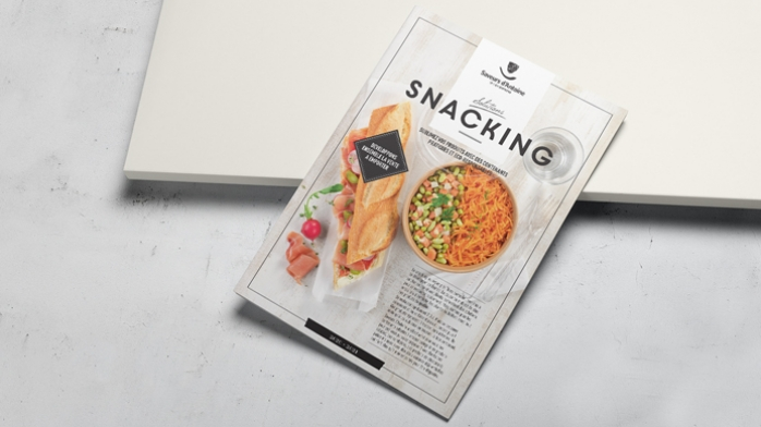 Visuel - Solutions Snacking